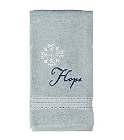 Saturday Knight, Ltd.® Karma Embroidered Hand Towel