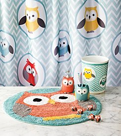 Saturday Knight, Ltd.® Owlet Bath Collection