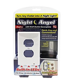 As Seen on TV Night Angel Duplex Outlet Cover