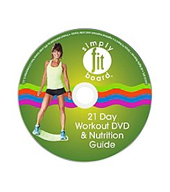 As Seen on TV 21 Day Challenge DVD