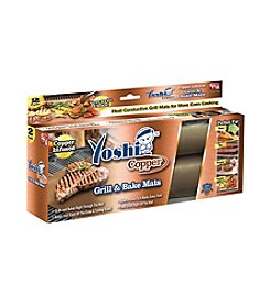 As Seen on TV Yoshi Copper Grill And Bake Mat