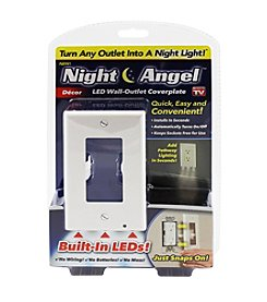 As Seen on TV Night Angel Decor Outlet Cover