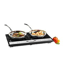 Cuisinart® Double Induction Cooktop
