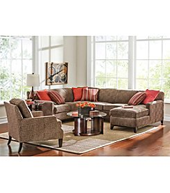 Rowe Furniture® Martin 3-Piece Sectional Sofa