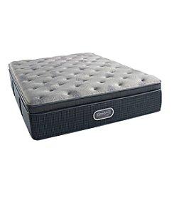 Beautyrest® Silver Danica™ Plush Pillow Top California King Mattress & Box Spring Set