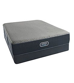 Beautyrest® Silver Hybrid Darby™ Plush Twin Mattress & Box Spring Set