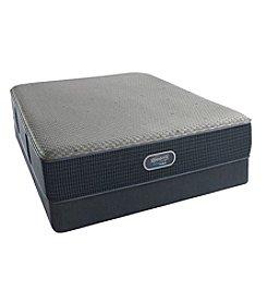 Beautyrest® Silver Hybrid Darby™ Twin XL Plush Mattress & Box Spring Set