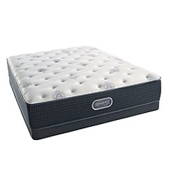 Beautyrest® Silver Carmen™ Luxury Firm Queen Mattress & Box Spring Set