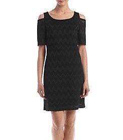 Nine West® Cold Shoulder Dress