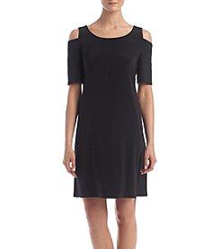 Nine West® Cold Shoulder Street Dress