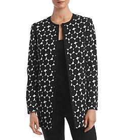 Kasper® Printed Jacket