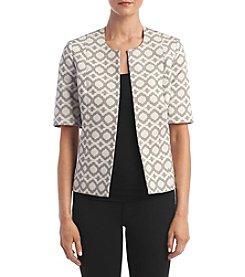 Kasper® Abstract Jacket