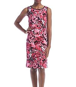 Kasper® Pink Multi Dress