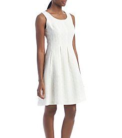 Nine West® Fit and Flare Dress