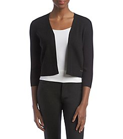Calvin Klein Ribbed Shrug