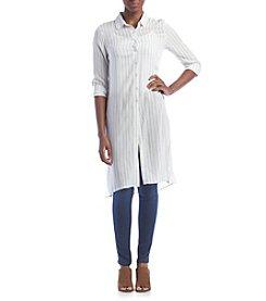 Penelope Rose™ Striped Tunic Shirt