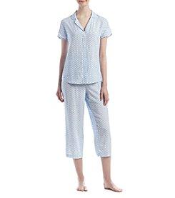 Miss Elaine® Printed Pajama Set