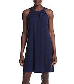 Prelude® Petites' Halter Neckline Dress