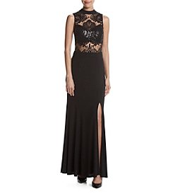 Trixxi® Sequin Bandeau Dress