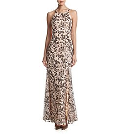 Trixxi® Front Slit Gown