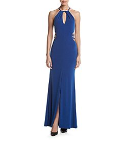 Trixxi® Cutout Long Dress