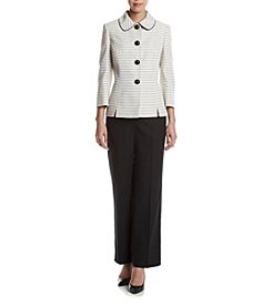 LeSuit® Four-Button Pant Suit