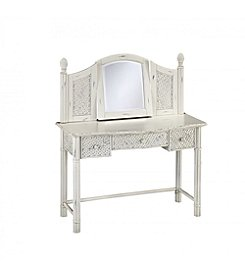 Home Styles® Marco Island Vanity and Mirror Set
