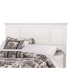 Home Styles® Naples White Headboard