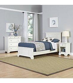 Home Styles® Naples White Headboard Collection