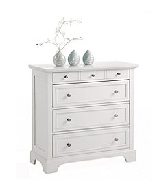 Home Styles® Naples White Drawer Chest
