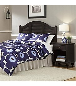 Home Styles® Bermuda Espresso Headboard and Night Stand Set