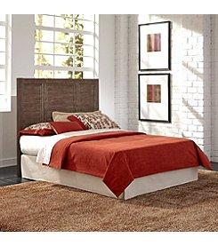 Home Styles® Barnside Mahogany Headboard