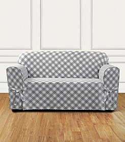 Sure Fit® Buffalo Check Slipcover