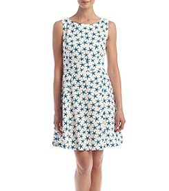 Nine West® Starfish Print Dress