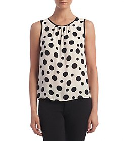 Nine West® Dot Printed Cami