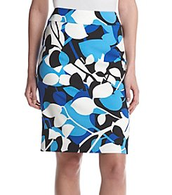 Nine West® Malibu Blue Skirt