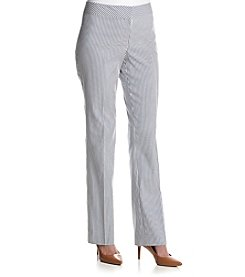 Nine West® Striped Pants