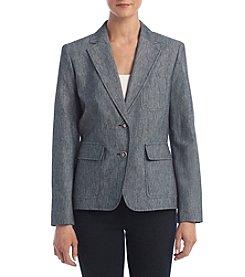 Nine West® Notch Collar Jacket