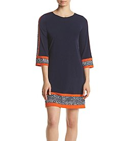 MICHAEL Michael Kors® A-line Border Dress