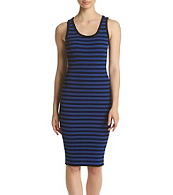 MICHAEL Michael Kors® Striped Tank Dress