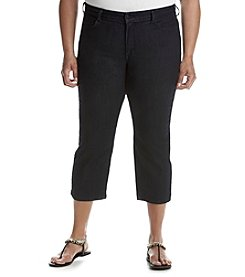 NYDJ® Plus Size Marilyn Capri