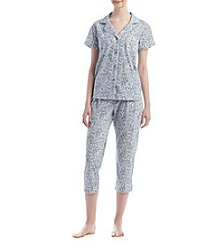 Tommy Hilfiger® Floral Printed Pajama Set