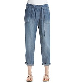 Jessica Simpson Avenia Relaxed Tapered Pants