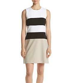 Calvin Klein Striped Dress