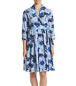 Ivanka Trump® Floral Printed Dress