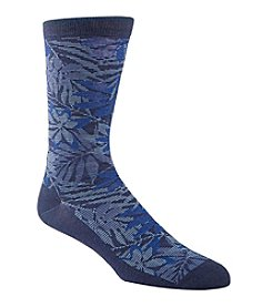 Cole Haan® Men's Floral Dress Socks
