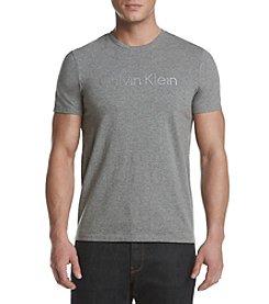 Calvin Klein Men's Short Sleeve Crew Jersey Tee