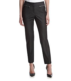 Nine West® Denim Slim Pants