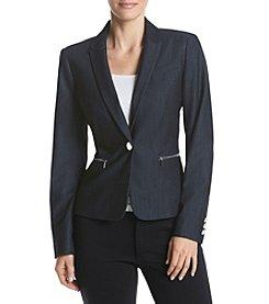 Calvin Klein Button Front Jacket