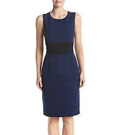 Kasper® Color Block Dress